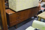 Sale 8312 - Lot 1033 - Rare G-Plan Teak Sideboard
