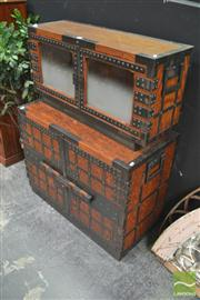 Sale 8304A - Lot 42 - Japanese Tansu