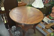 Sale 8331 - Lot 1331 - Card Table