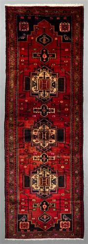 Sale 8545C - Lot 27 - Persian Shiraz 300cm x 100cm