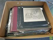 Sale 8548 - Lot 2120 - A collection of (22) assorted William Hogarth Engravings
