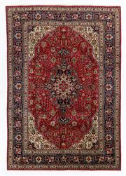 Sale 8800C - Lot 52 - A Persian Tabriz Hand Knotted Wool Floor Rug, 200 x 290cm