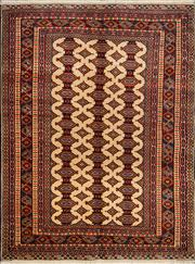Sale 8370C - Lot 19 - Persian Turkman 170cm x 125cm