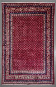 Sale 8545C - Lot 28 - Persian Huseinabad 258cm x 165cm