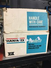 Sale 8759 - Lot 2171 - Hanimex Slide Projector