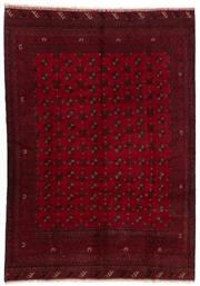 Sale 8800C - Lot 53 - An Afghan Turkaman 100% Wool On Cotton Foundation And Natural Dyes, 295 x 195cm