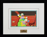 Sale 8301A - Lot 98 - Dan Castellaneta (1957 - ) - The Simpsons: Krusty the Clown 18 x 28.5cm