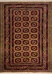 Sale 8370C - Lot 20 - Persian Turkman 180cm x 130cm