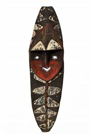 Sale 8409A - Lot 597 - Minja Society Figure (Washkuk Hills, Upper Sepik River, PNG)