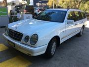 Sale 8406V - Lot 5001 - 1997 Mercedes Benz E230T Elegance 7-Seater Station Wagon; Vin/Chassis: WBD2102372A434200, Engine: 1197022018987, Axle: R11, Plate:...