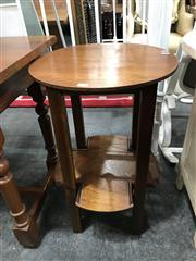 Sale 8817 - Lot 1085 - Maple Side Table