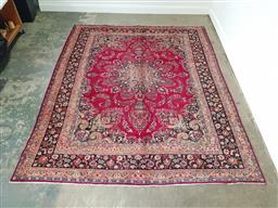 Sale 9255 - Lot 1363 - Handknotted pure wool Persian Kashan (385cm x 305cm)
