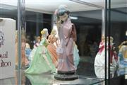 Sale 8360 - Lot 5 - Lladro Geisha Figure