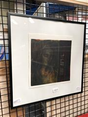 Sale 8816 - Lot 2014 - Tanya Chailey - Hermetic 1994 oil on paper, signed lower right -