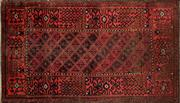 Sale 8256B - Lot 47 - Antique Persian Shiraz 160cm x 115cm RRP $900