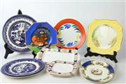 Sale 8461 - Lot 24 - Barker Bros Plate with Others incl Royal Winton