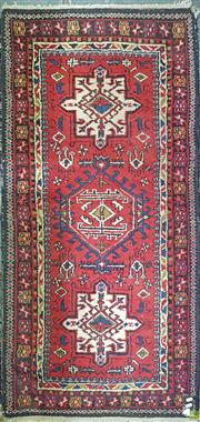Sale 8637 - Lot 1020 - Persian Rug (160 x 75cm)