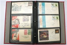 Sale 9098 - Lot 122 - An Album of 1960s First day Covers And Stamps