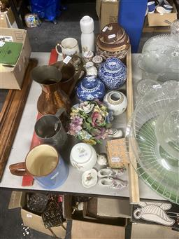Sale 9101 - Lot 2395 - Collection of Sundries incl. Mostly Oriental Wares