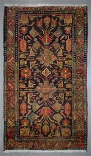 Sale 8545C - Lot 32 - Persian Antique Hamadan 160cm x 94cm