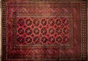 Sale 8276B - Lot 100 - Antique Persian Shiraz 220cm x 160cm RRP $1500