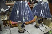 Sale 8331 - Lot 1372 - Pair of Grecian Table Lamps (4567)