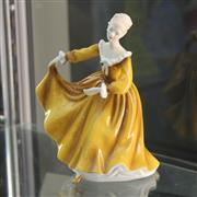 Sale 8336 - Lot 20 - Royal Doulton Figure Pretty Ladies Collection Kirsty