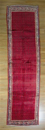 Sale 8672C - Lot 56 - Persian Turkman 405cm x 109cm