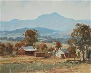 Sale 8907 - Lot 504 - Frank H Spears (c1920 - 1987) - New England Landscape 38 x 48.5 cm