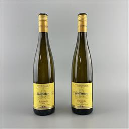 Sale 9257W - Lot 922 - 2x 2018 Wolfberger Riesling, Alsace
