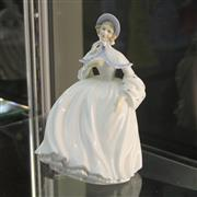Sale 8336 - Lot 21 - Royal Doulton Figure Jessica
