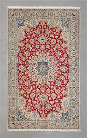 Sale 8499C - Lot 94 - Persian Nain 333cm x 200cm