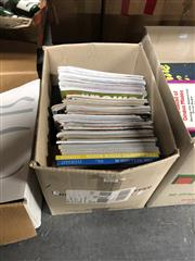 Sale 8797 - Lot 2407 - Box of 4 Wheel Drive Magazines