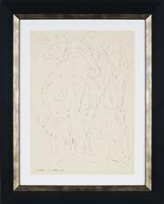 Sale 8908A - Lot 5021 - Desiderius Orban (1884 - 1986) - Copse of trees , Armidale, 1959 35.5 x 26.5 cm