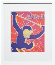 Sale 8203A - Lot 54 - Andy Warhol (1928 - 1987) After. - Monkey, 1983 51 x 41cm (frame size 81 x 68cm)
