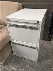 Sale 8889 - Lot 1447 - Namco Filing Cabinet of 2 Drawers