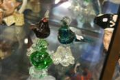 Sale 7877 - Lot 22 - Murano Figure of a Cockerel, Another & a Murano Figure of a Duck
