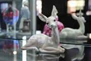 Sale 8116 - Lot 6 - Lladro Figure of a Fawn