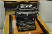 Sale 8350 - Lot 1051 - Vintage Remington Typewriter