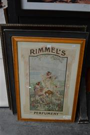 Sale 8453 - Lot 2025 - Large collection of early framed prints and a folder of unframed prints