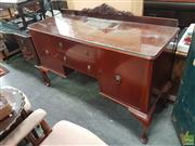 Sale 8566 - Lot 1274 - Reproduction Sideboard (155)