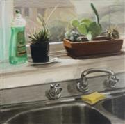 Sale 8884A - Lot 5004 - Melissa Selby Brown - Sink, 2008 60 x 60 cm