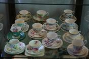 Sale 7876 - Lot 61 - Royal Albert Cup Saucer & Various Other Cups Sets
