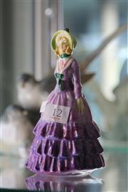 Sale 8189 - Lot 12 - Royal Doulton Figure Pauline