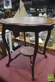Sale 8305 - Lot 1075 - Maple Occasional Table
