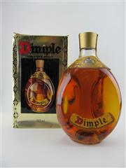 Sale 8403W - Lot 90 - 1x Haig Dimple Blended Scotch Whisky - old bottling, in box