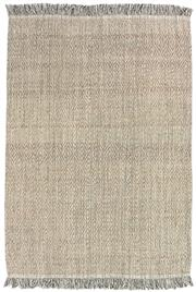 Sale 8651C - Lot 73 - Colorscope Collection; Flatweave Wool and Cotton - Grey Beige Rug, Origin: India, Size: 160 x 230cm, RRP: $499