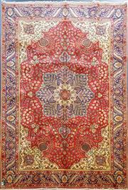 Sale 8782 - Lot 1721 - Persian Tabriz (300 x 200cm)