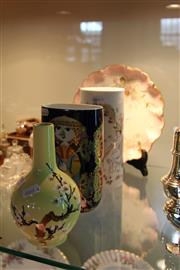 Sale 8112 - Lot 79 - Rosenthal Studio Linie Vases with Other Ceramics incl Chinese Vase