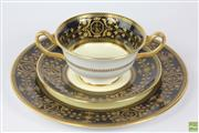 Sale 8604W - Lot 54 - Wedgwood Astbury Plate (Dia:23cm) Together With Bowl (Dia:11cm) And Matching Plate